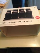 T3 Volumizing Hot Rollers Luxe Set of 8 NEW