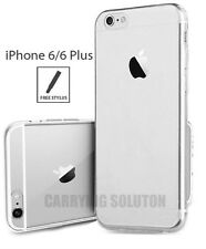 "Case Cover for iPhone 7 4.7"" ~ Soft Transparent Crystal Clear Air Jacket Skin"