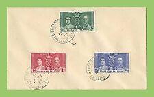 George VI (1936-1952) Cover Falkland Island Stamps