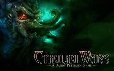 Cthulhu Wars: Omega Master Rulebook (CW-E12-O3) (Kickstarter Special)