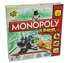 Hasbro A6984 Monopoly Junior Board Classic Game For Younger Players - Multi