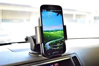 360° Car Dash Mount Mobile Cell Phone Holder for Samsung Galaxy S7 S8 Plus