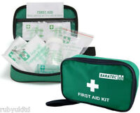 Blackrock 1 Person First Aid Kit Work Safety Car Office HSE Compliant 7401100