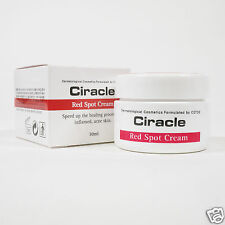 Ciracle Red Spot Cream 30ml Trouble skin Pimple Acne Anti-blemish