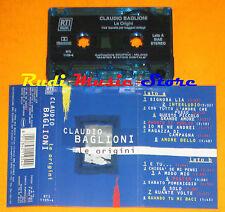 MC CLAUDIO BAGLIONI Le origini 1996 ITALY RTI 1105-4 cd lp dvd vhs