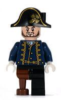 LEGO 4192 - Pirates of the Caribbean - Hector Barbossa with Pegleg - Mini Figure