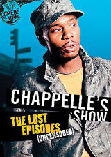 Chappelles Show - The Lost Episodes: Uncensored (DVD, 2006, Checkpoint)