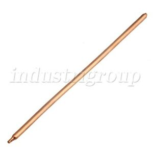 Round Copper Heat Pipe 14.5x0.4cm for CPU Graphics Cards
