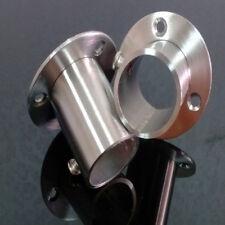 Stainless Steel Pipe Flange Socket Support Rod End Base Holder Bracket Hanger