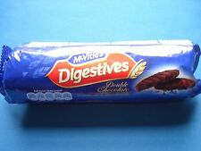 McVities Digestives Double Chocolate Biscuits Cookies 300g NEW SHIPS WORLDWIDE