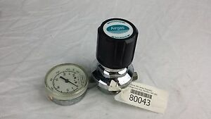 Concoa 206 Series Single Stage Four Port Regulator 2063001-580