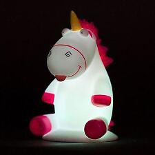 moelleux Licorne Illumi-Mate lumière couleur changeante Moi, moche et Méchant