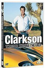 Clarkson The Good, The Bad, The Ugly Cars Automobiles unopened unused New (DVD)