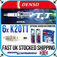 6x DENSO K20TT NICKEL TT SPARK PLUGS FOR BMW 3 Coupe (E46) 330 Ci 06.00-07.06
