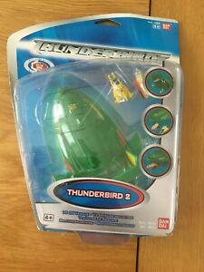Thunderbirds  Bandai Thunderbird 2 Vehicle