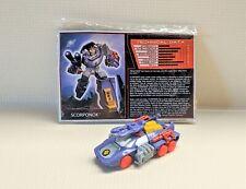 Transformers BOTCON TFCC SCORPONOK. Complete.