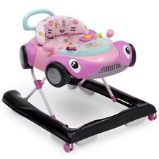 Andadores Para Bebes Caminadores Baby Girl Walker For With Toys Pink Adjustable