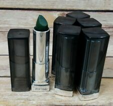 6 Maybelline Colorsational Lipstick Metallic Green 986 Serpentine