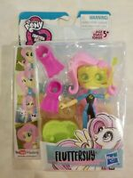 My Little Pony Equestria Girls Minis Fluttershy 2017 NEW Beach Collection