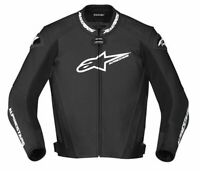 Alpinestars GP Pro Leather Jacket Size 50 Euro Black - **SUPER SALE**