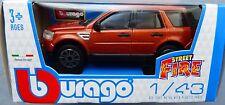 Bburago STREET FIRE 1:43 DE METAL METAL