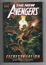 The New Avengers: Secret Invasion Book 2 - Hardcover TPB - (Sealed)