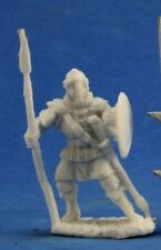 ANHURIAN SPEARMAN (3) - Reaper Miniatures Dark Heaven Bones - 77359