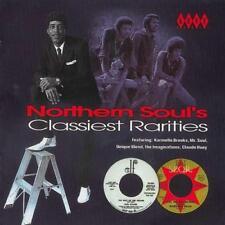 NORTHERN SOUL'S CLASSIEST RARITIES VOLUME 1 Various NEW & SEALED CD (KENT) SOUL