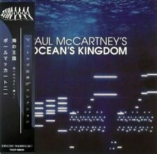 PAUL MCCARTNEY - OCEAN'S KINGDOM ( MINI LP AUDIO CD with OBI ) Beatles Wings