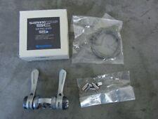 Shimano 105 Schalthebel auf Manchette, SL-1055, Shifter für Rennrad, nos - neu