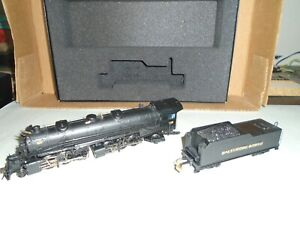 BACHMANN SPECTRUM #82601 USRA 2-6-6-2 ARTICULATED LOCO - UNLETTERED HO