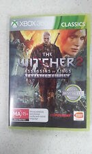 The Witcher 2 Assassins of Kings Enhanced Edition Xbox 360 Game PAL