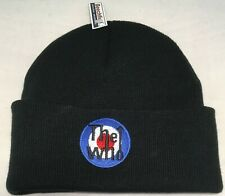 THE WHO MODS TARGET NORTHERN SOUL KTF NOT PATCH FESTIVAL HOLIDAY SKI BEANIE HAT