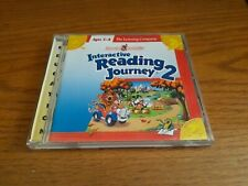 The Learning Company Reader Rabbit's Interactive Reading Journey 2
