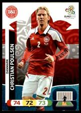Panini Euro 2012 Adrenalyn XL - Danmark Christian Poulsen (Base card)