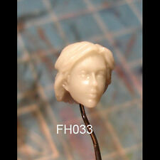 "FH033 Custom Female head cast for use with 3.75"" Star Wars action figures"