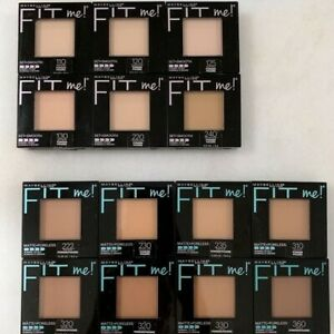 Maybelline Fit Me! Pressed Powder ( Choose your shade)