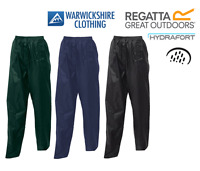 Regatta Waterproof Over Trousers Rain Stormbreak Fishing Leggings