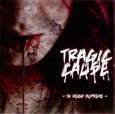 Tragic Cause: To Reign Supreme - CD 2011 Metal & Hardrock, Heavy Metal, Trash