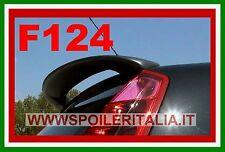 SPOILER ALETTONE  POSTERIORE GRANDE PUNTO GREZZO F124G SI124-1ab