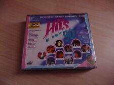 Doppel CD Hits 90: Laid Back Roxette Blue System Snap Sandra Depeche Mode Nick K
