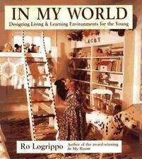 Ro Logrippo~ IN MY WORLD~1ST/DJ~ NICE COPY