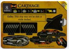 Wizkids Pirates Pocketmodel - Carthage (ship) PofBC 036 R