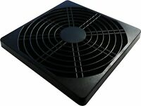 Dustproof 120mm Case Fan Dust Filter Guard Grill Protector Cover PC Computer BLK