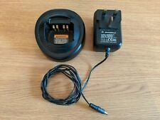 Genuine Motorola HTN9000B Single Cup Rapid Charger GP340, GP360, GP380