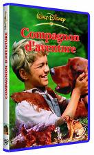 "Dvd ""compagnon D'aventure"" Walter Pidgeon / Film Disney"