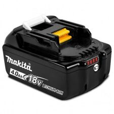 GENUINE MAKITA 18V LITHIUM ION BATTERY  BL1840B WITH MAKITA 24 MONTH WARRANTY
