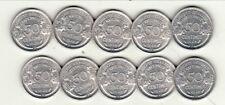 sorti de rouleau  NEUVE  50 centimes morlon alu 1945  B  FDC prix pour 1 monnaie