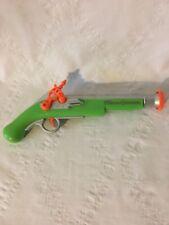 Disney Pirates of the Caribbean Jack Sparrow Toy Green Flintlock Gun Cosplay