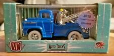 M2 Machines 1958 Chevy LCF Tow Truck w/Chrome Boom 1:64 Diecast Super Chase